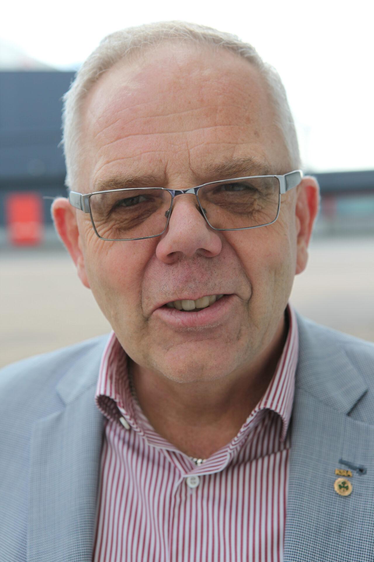 Bengt Persson, styrelseordförande Foodhills