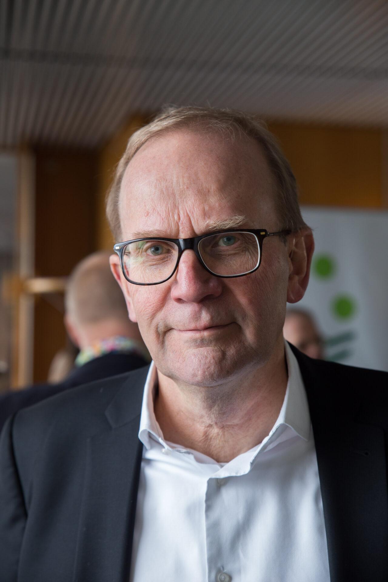 Lennart Svensson, regional samordnare region skåne